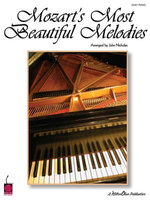 Mozart's Most Beautiful Melodies (Songbook)