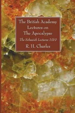 The British Academy Lectures on the Apocalypse