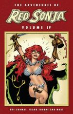 Adventures of Red Sonja: v. 4