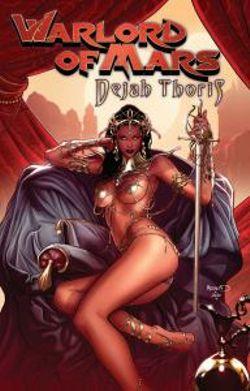 Warlord of Mars: Dejah Thoris Volume 1 - The Colossus of Mars