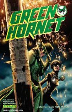 Green Hornet Volume 4: Red Hand