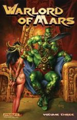 Warlord of Mars Volume 3