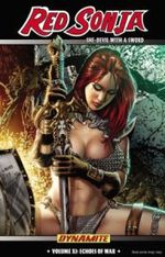 Red Sonja: She-Devil with a Sword Volume 11
