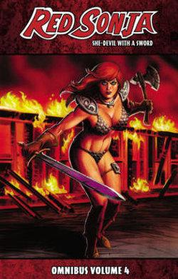Red Sonja: She-Devil with a Sword Omnibus Volume 4