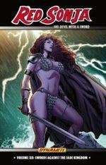 Red Sonja: She-Devil with a Sword Volume 12