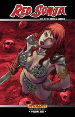 Red Sonja: She-Devil with a Sword Volume 13