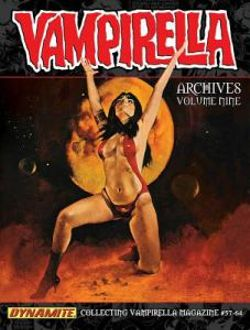 Vampirella Archives Volume 9