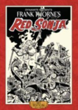Frank Thorne's Red Sonja: Volume 2
