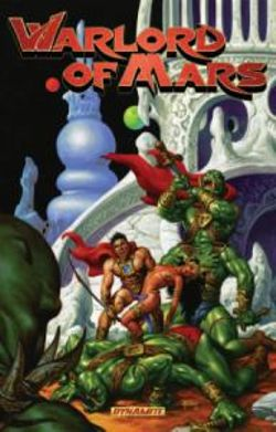 Warlord of Mars Volume 4