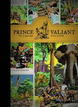 Prince Valiant Vol.3: 1941-1942