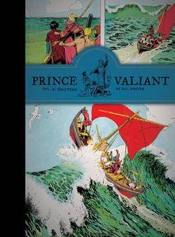 Prince Valiant Vol.4: 1943-1944