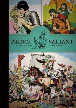 Prince Valiant, 1959-1960