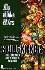 Skullkickers Volume 2