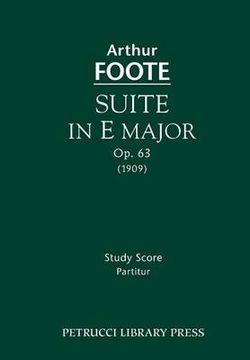 Suite in E Major, Op.63