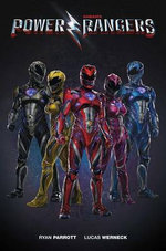 Mighty Morphin Power Rangers Movie Tie-In Graphic Novel