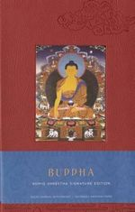 Buddha Hardcover Ruled Journal