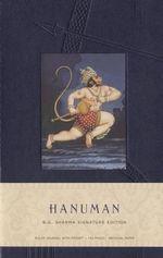 Hanuman Hardcover Ruled Journal