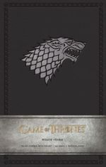Game of Thrones Deluxe Ruled Journal