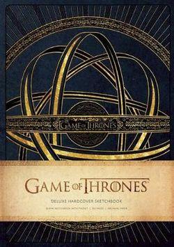 Game of Thrones: Deluxe Hardcover Sketchbook