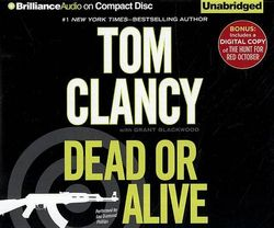 Dead or Alive (Plus Bonus Digital Copy of the Hunt for Red October)