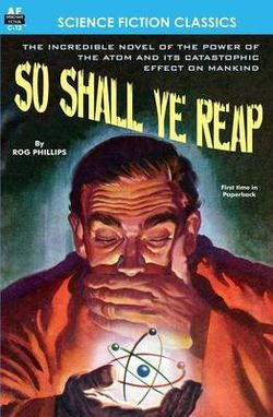 So Shall Ye Reap