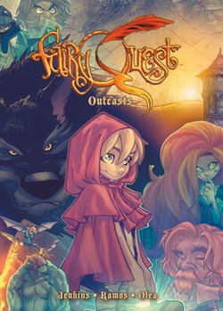 Fairy Quest Vol. 2 Outcasts
