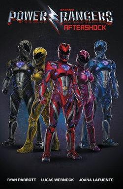 Saban's Power Rangers: Aftershock