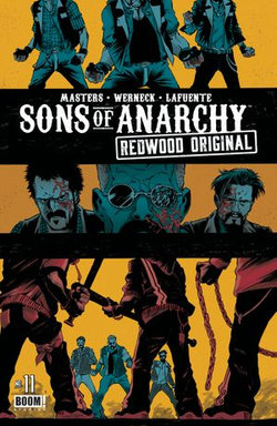 Sons of Anarchy Redwood Original #11
