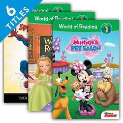 World of Reading, Level 1