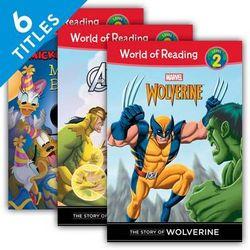 World of Reading, Level 2