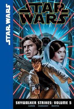 Star Wars Skywalker Strikes 5