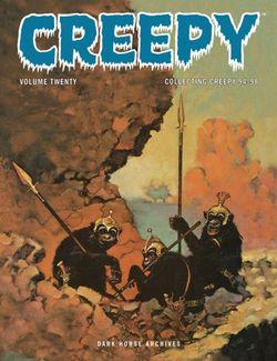 Creepy Archives Vol. 20