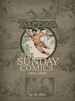 Edgar Rice Burroughs' Tarzan: The Sunday Comics 1934-1936 Volume 2