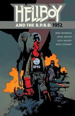 Hellboy and the B. P. R. D. 1952