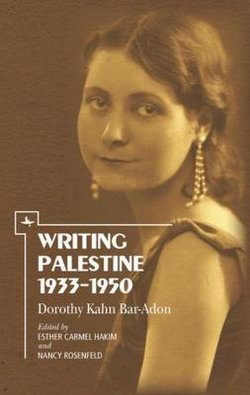 Writing Palestine 1933-1950
