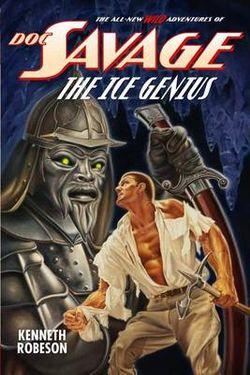 Doc Savage - the Ice Genius