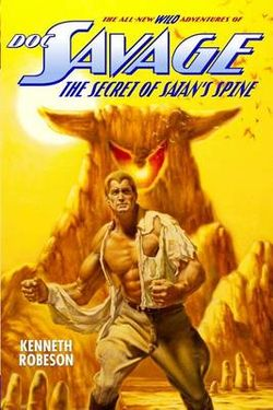 Doc Savage - the Secret of Satan's Spine
