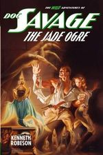 Doc Savage - the Jade Ogre
