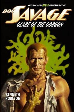 Doc Savage - Glare of the Gorgon