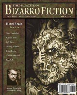The Magazine of Bizarro Fiction (Issue Eight)