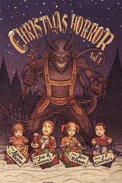 Christmas Horror Volume 1 Trade Paper