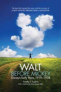 Walt before Mickey
