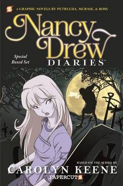 Nancy Drew Diaries Boxed Set: #1-3
