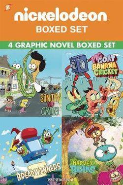 Nickelodeon Boxed Set