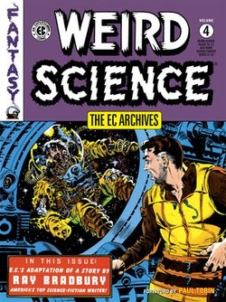 The EC Archives: Weird Science Volume 4