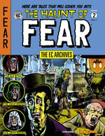 The EC Archives: The Haunt of Fear Volume 2