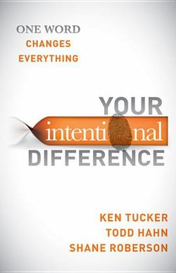 Your Intentional Difference