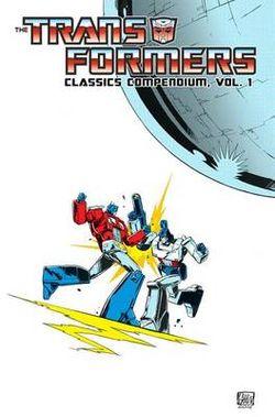 Transformers Classics Compendium Volume 1