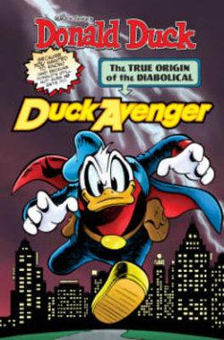 Donald Duck The Diabolical Duck Avenger