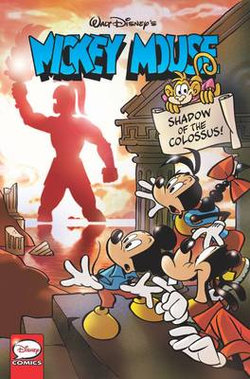 Mickey Mouse Shadow Of The Colossus